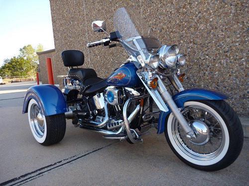 1993 Harley-Davidson® FLSTC Heritage Softail® Classic