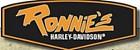 Ronnie's Harley-Davidson's Logo