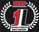 Mitchell's Modesto Harley-Davidson's Logo