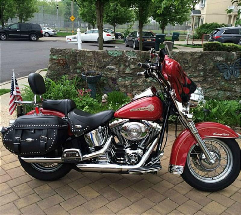 2006 Harley Davidson 174 Flstc I Heritage Softail 174 Classic