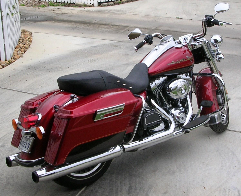 Harley Davidson Dealer New Braunfels Tx Car Models 2019 2020 2012 Red Flhr Road King