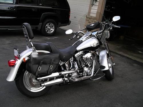 2003 Harley-Davidson® FLSTF/I Fat Boy®