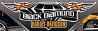 Black Diamond Harley-Davidson's Logo