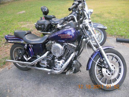Photo of a 1999 Harley-Davidson® FXDL Dyna® Low Rider®
