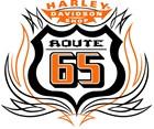 Route 65 Harley-Davidson Shop's Logo