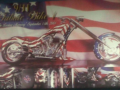 2006 midwest motor vehicles 9 11 tribute chopper red for West virginia department of motor vehicles phone number