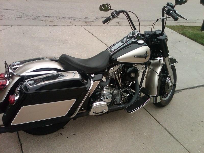 Photo of a 1983 Harley-Davidson® FLHT Electra Glide®