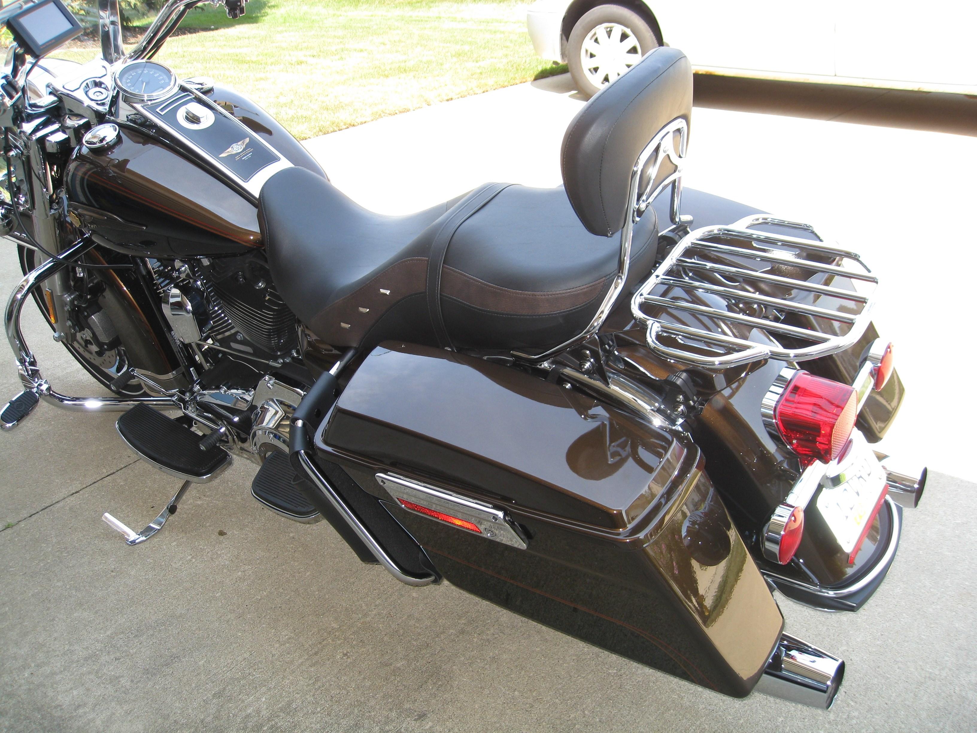 2013 Harley Davidson 174 Flhr Anv Road King 174 110th