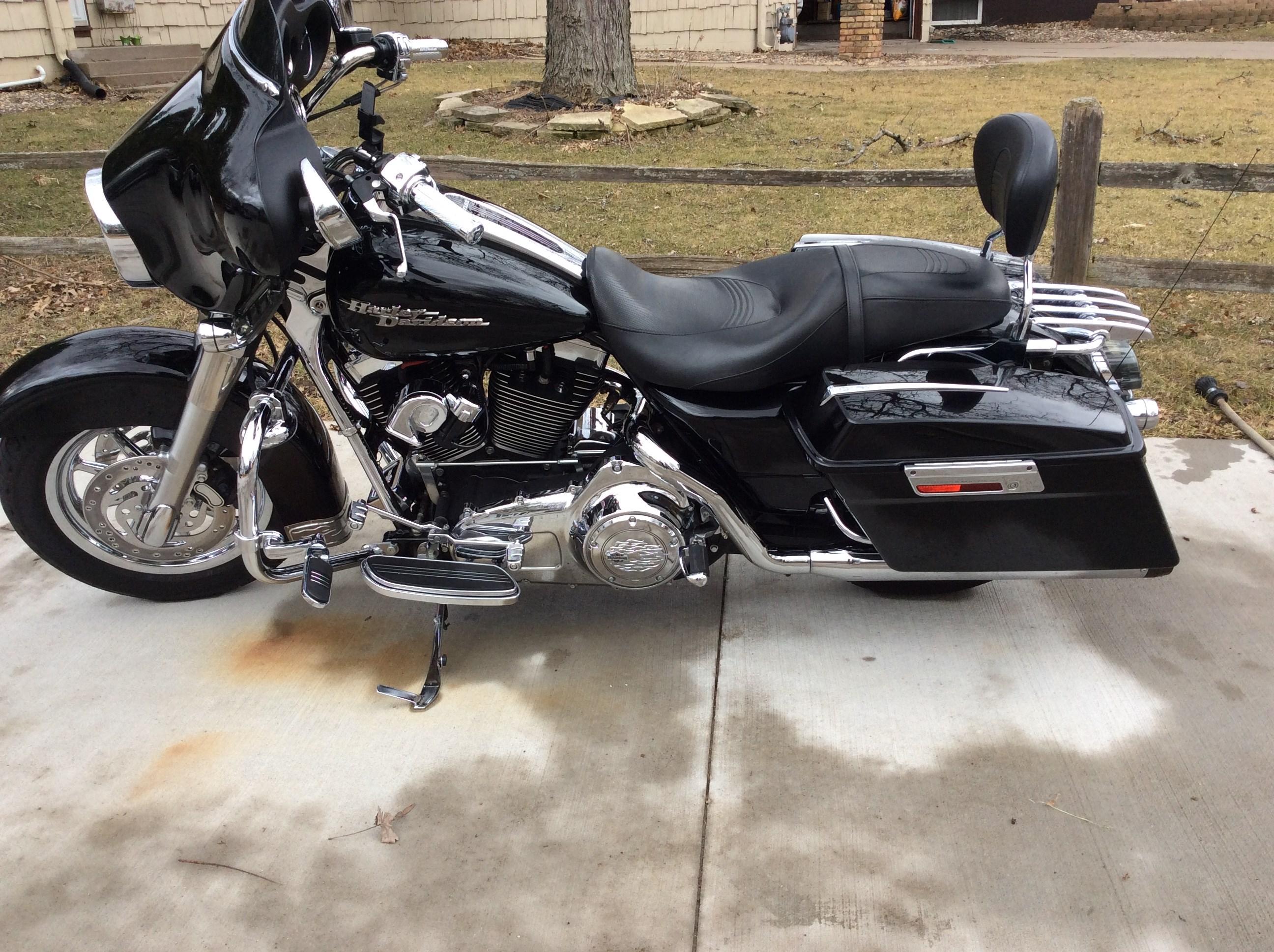 Harley Davidson Street Glide  Price