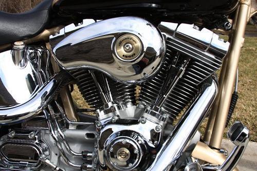 2003 Harley-Davidson® FXSTDSE-ANV Screamin' Eagle® Softail ...