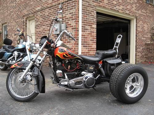 1978 Special Construction Custom Trike