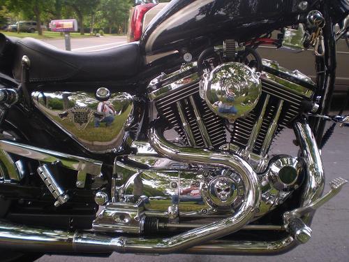 2003 Harley Davidson 174 Xl1200c Sportster 174 1200 Custom