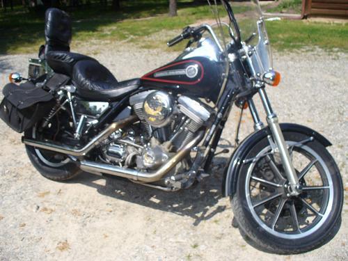 1990 Harley-Davidson® FXR Super Glide®
