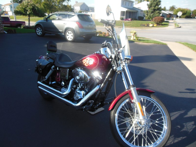 Photo of a 2005 Harley-Davidson® FXDWG/I Dyna® Wide Glide®