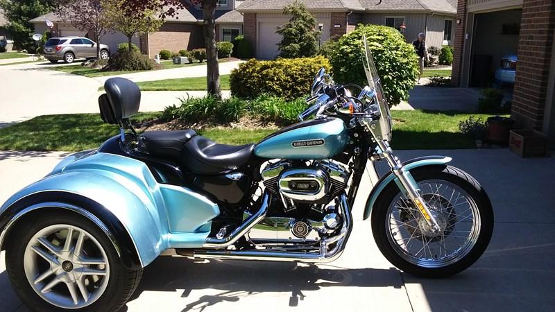 Photo of a 2007 Harley-Davidson®  Custom Trike