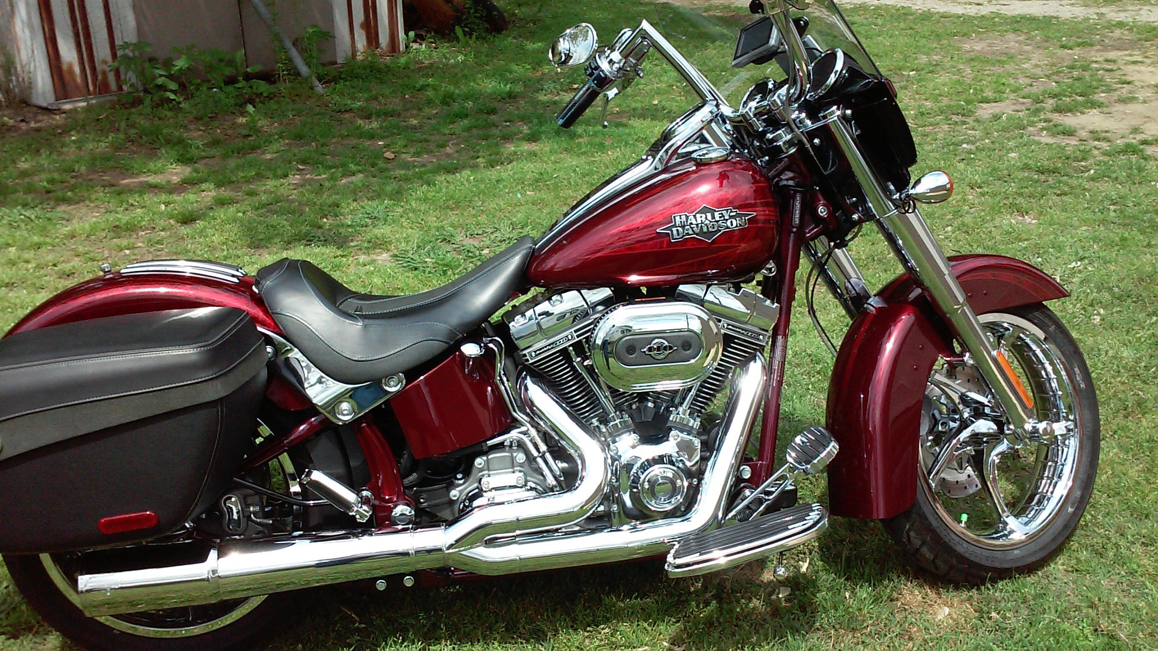 2012 Harley-Davidson® FLSTSE3 CVO™ Softail® Convertible ...