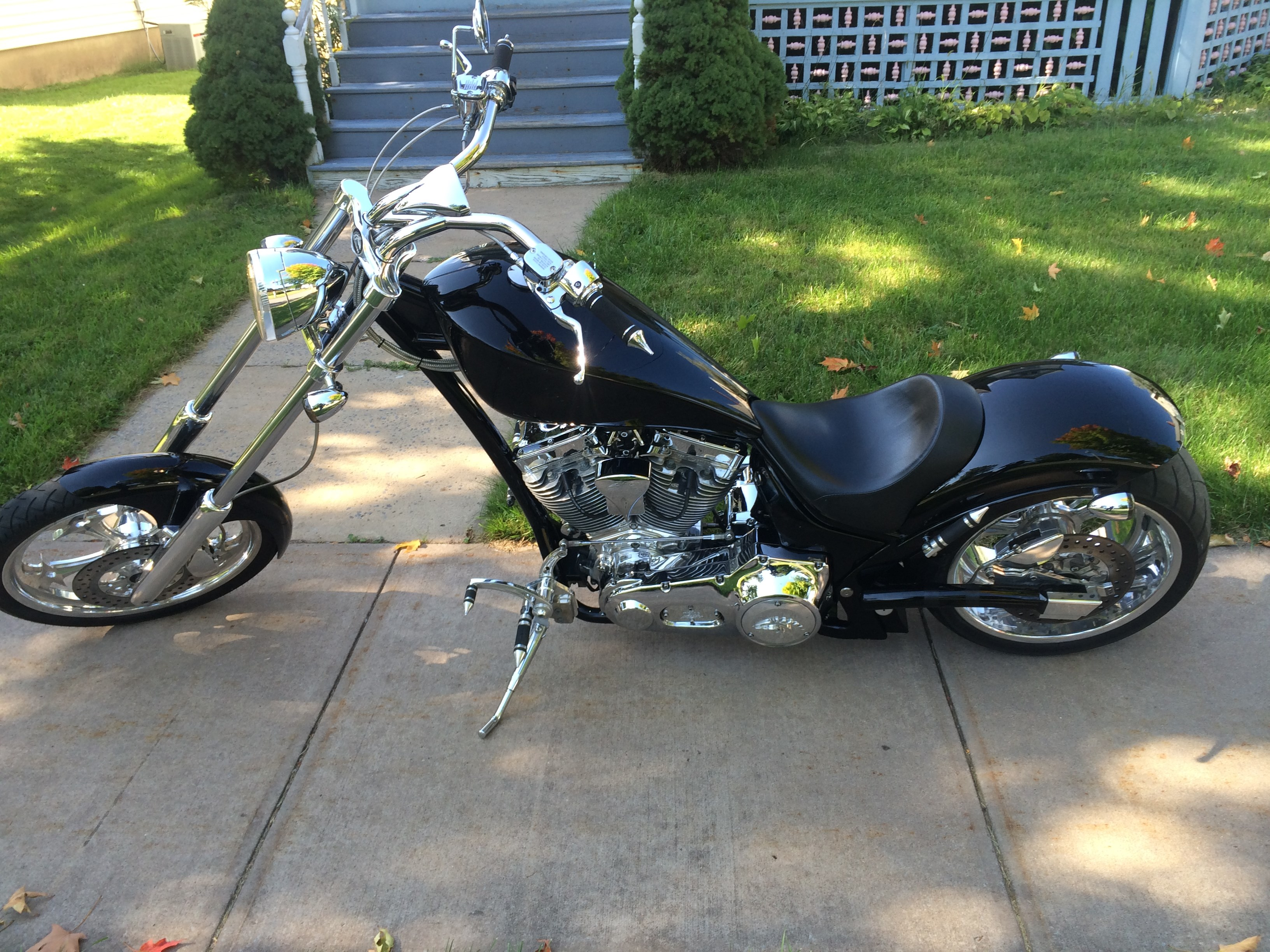 2008 American IronHorse Texas Chopper®