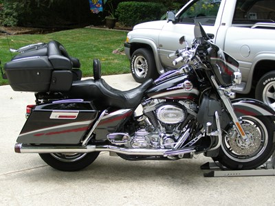 Screamin' Eagle® Ultra Classic® Electra Glide®
