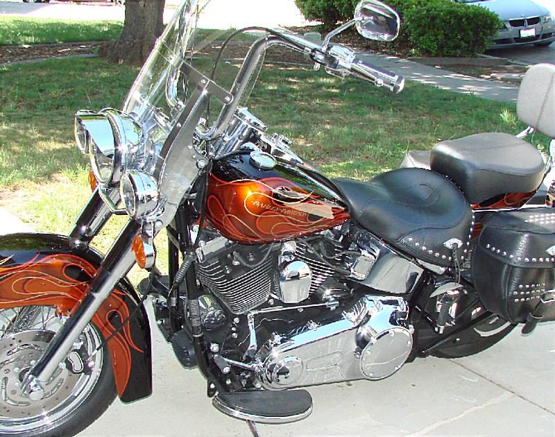 Harley Davidson San Jose >> 2009 Harley-Davidson® FLSTC Heritage Softail® Classic (Hd ...