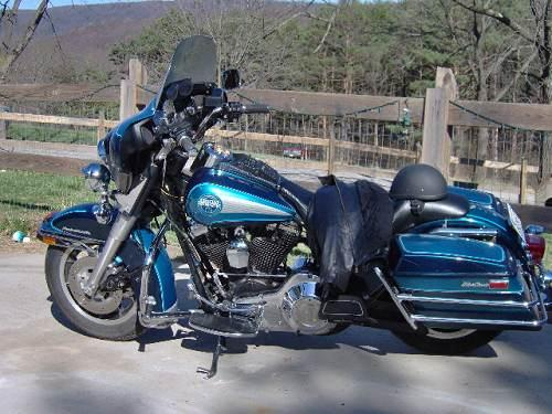 Allstate Motorcycle Insurance >> 1991 Harley-Davidson® FLHTCU Ultra Classic® Electra Glide® (Two Tone Blue), LaVale, Maryland ...