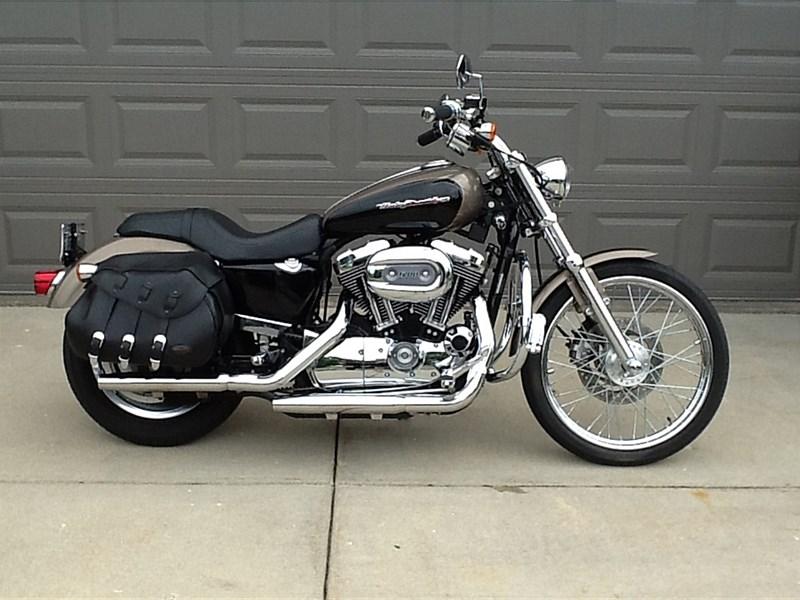2004 Harley Davidson 174 Xl1200c Sportster 174 1200 Custom