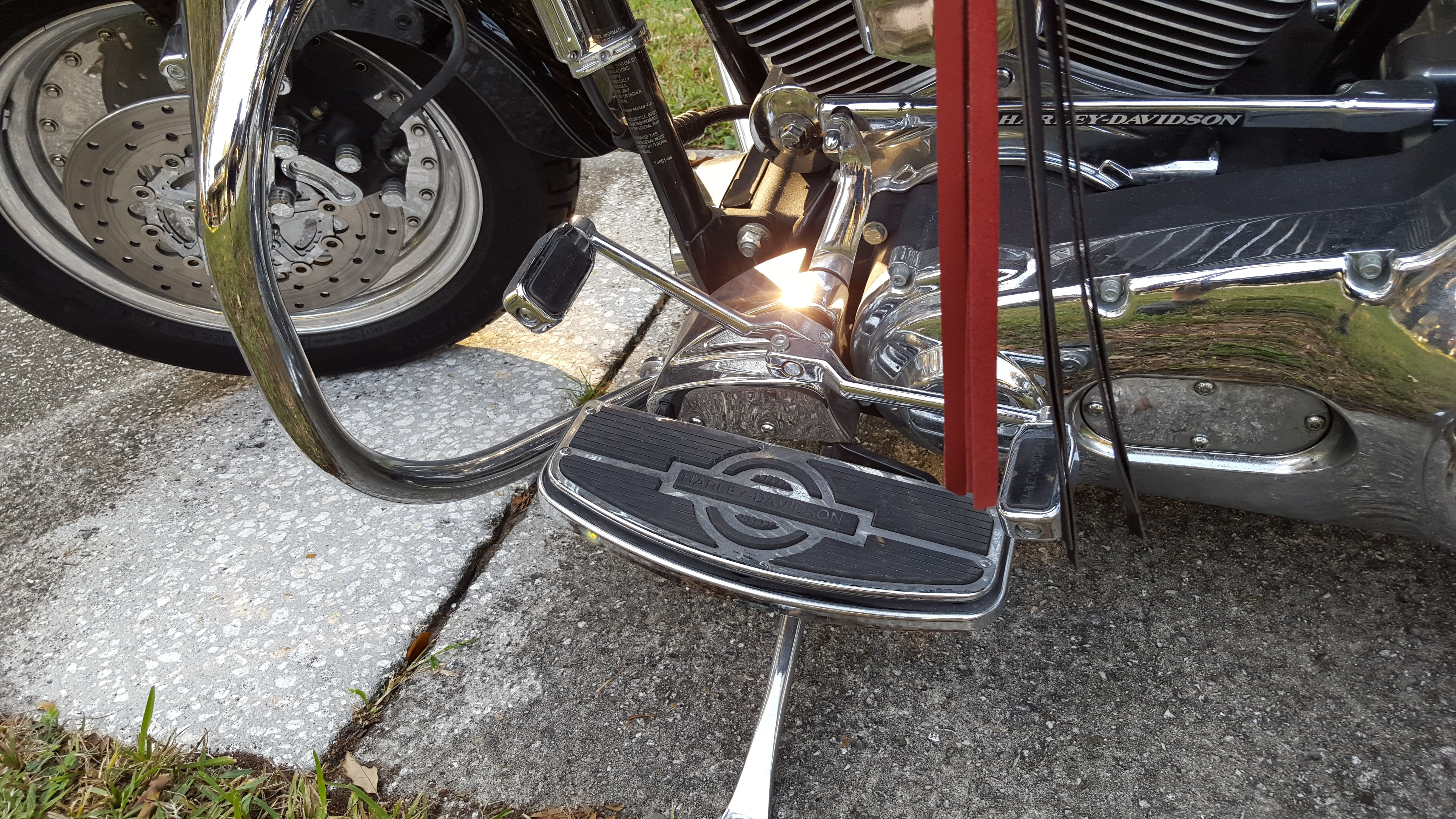 Harley Dealers In Florida >> 2004 Harley-Davidson® FLSTF/I Softail® Fat Boy® (Black), Saint Petersburg, Florida (599610 ...