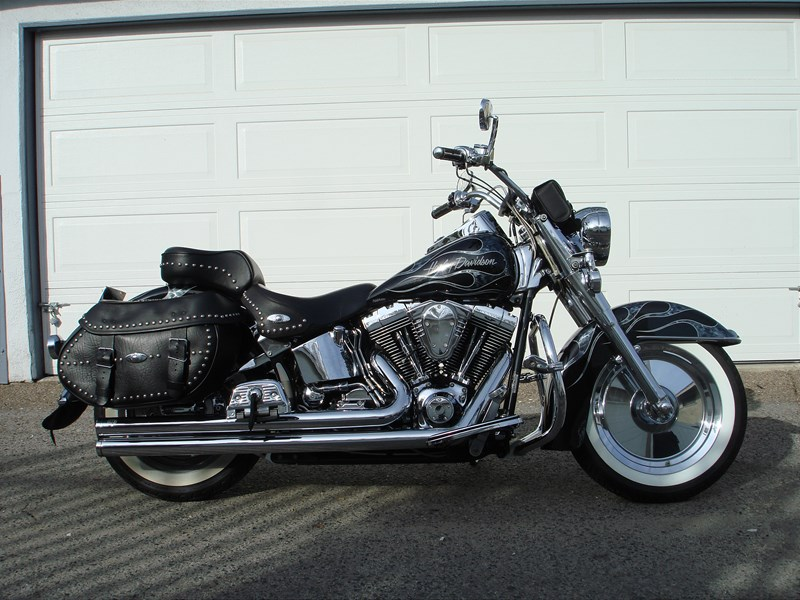 Photo of a 2000 Harley-Davidson® FXSTC Softail® Custom