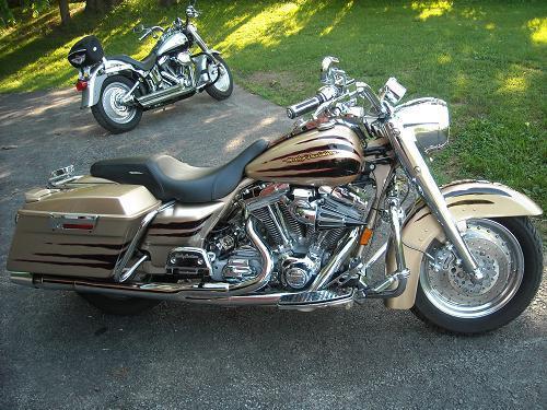 2003 harley davidson flhrsei2 screamin 39 eagle road king gold york pennsylvania 211944. Black Bedroom Furniture Sets. Home Design Ideas