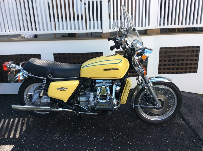 Photo of a 1976 Honda® GL1000