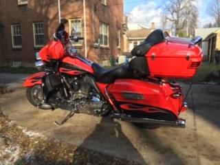 2010 Harley Davidson 174 Flhtcutg Tri Glide Ultra Classic