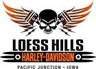 Loess Hills Harley-Davidson's Logo