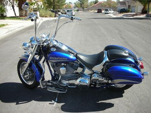 2005 Harley Davidson 174 Flstfse Screamin Eagle 174 Fat Boy
