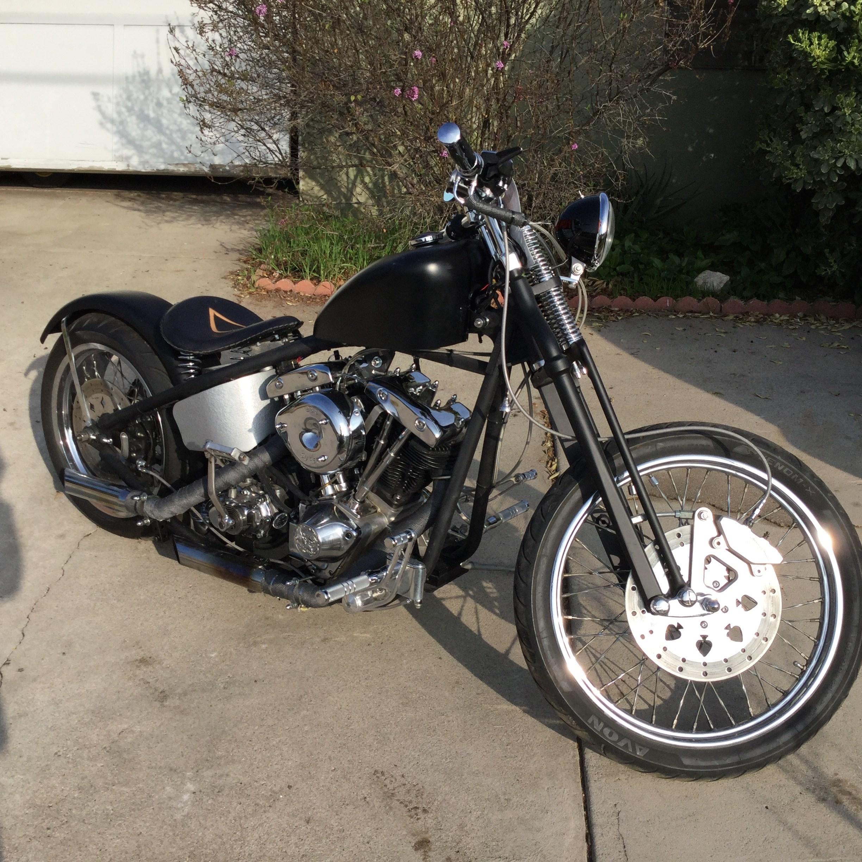 1974 Harley-Davidson® FLHF Shovelhead
