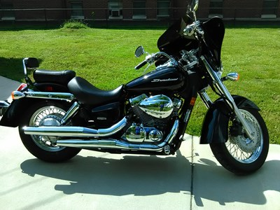 Used 2013 Honda® Shadow® Spirit 750