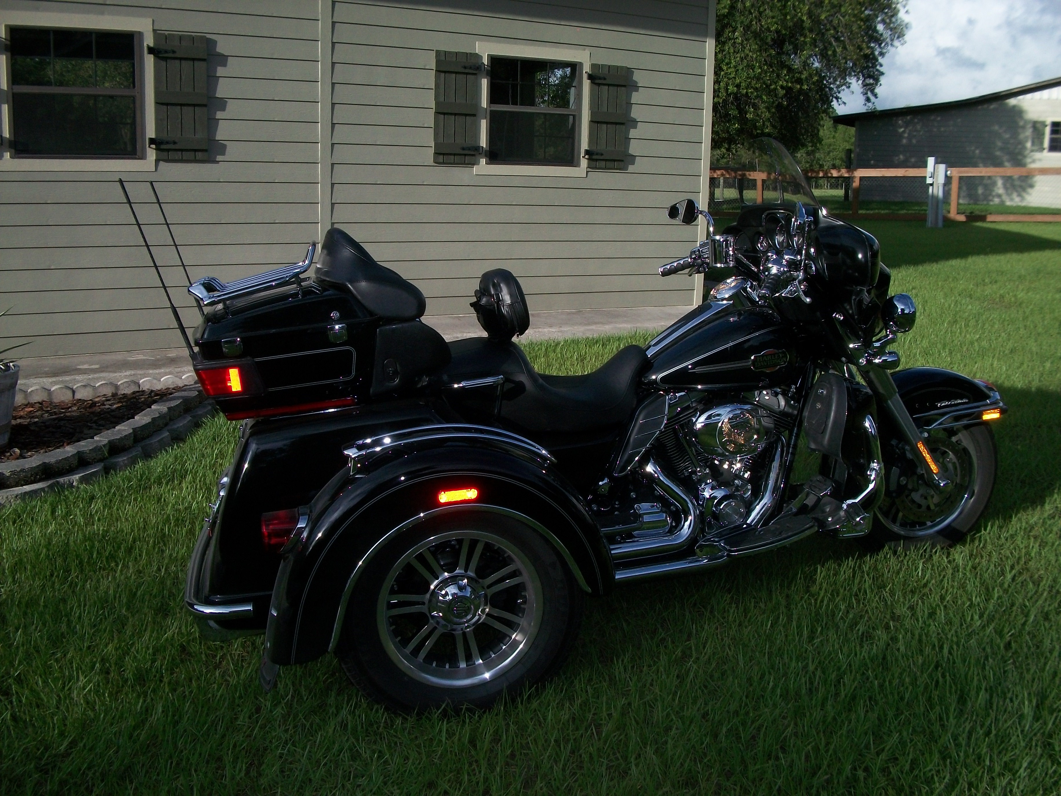 2012 Harley Davidson 174 Flhtcutg Tri Glide 174 Ultra Classic