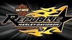 Republic Harley-Davidson's Logo