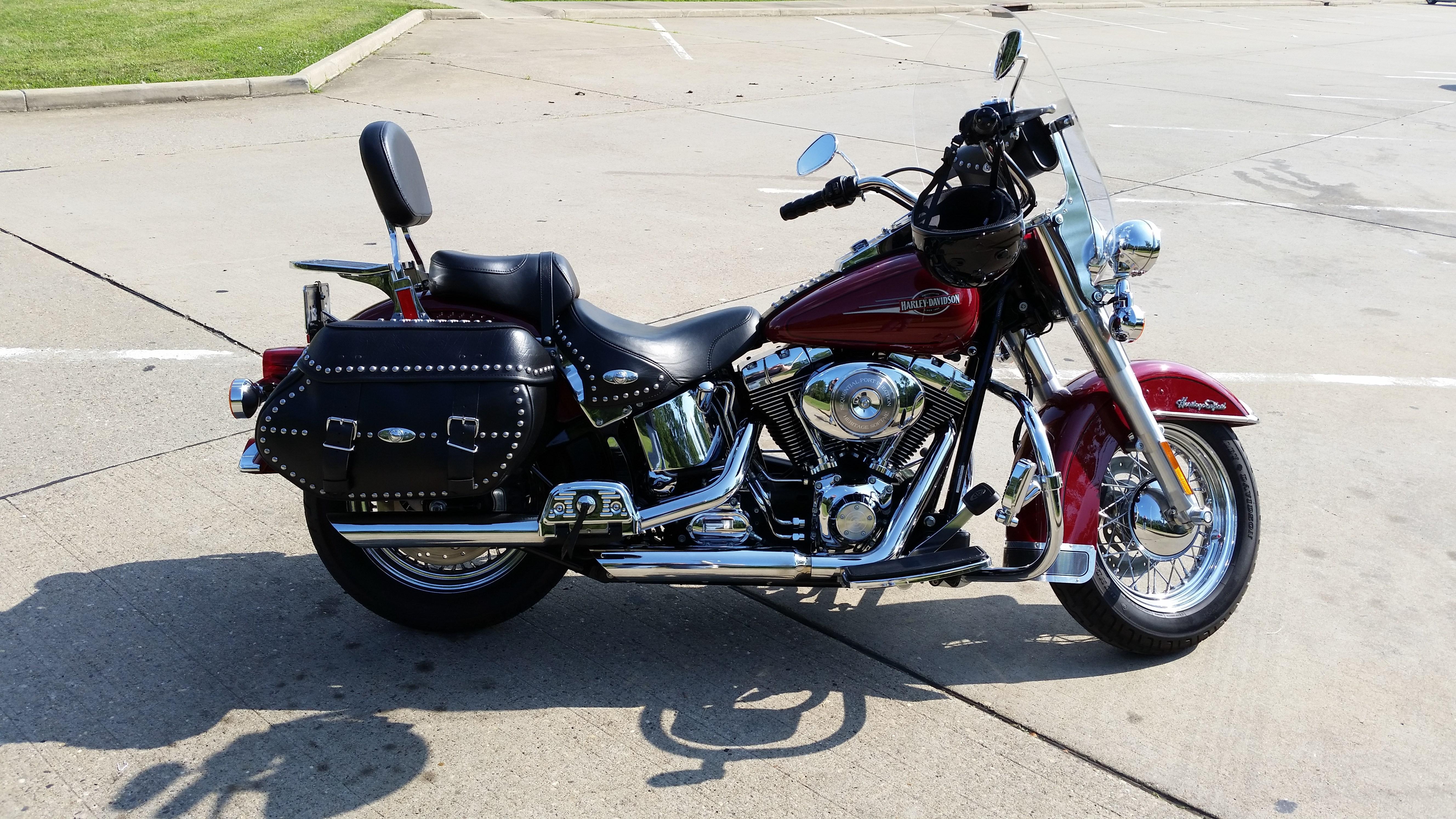 2006 Harley Flstc Wiring Diagram - Wiring Schematics on