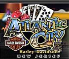 Atlantic County Harley-Davidson's Logo