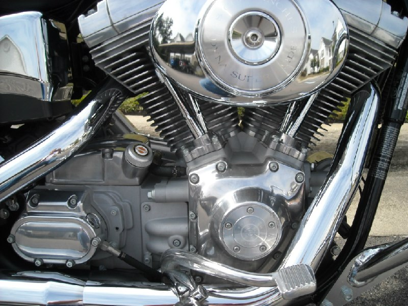 2003 Harley Davidson 174 Fxd Dyna 174 Super Glide 174 Gunmetal
