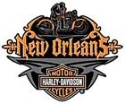 New Orleans Harley-Davidson's Logo