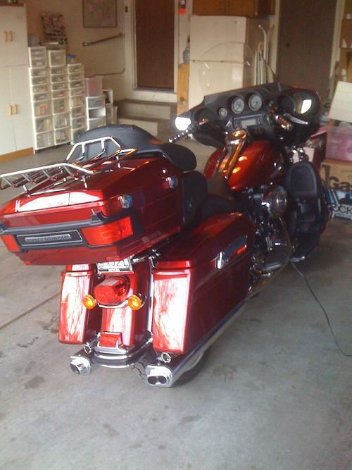 2008 Harley Davidson 174 Flhtcu I Ultra Classic 174 Electra