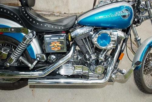 Used Tires Savannah Ga >> 1994 Harley-Davidson® FXDWG Dyna® Wide Glide (Teal/Silver ...