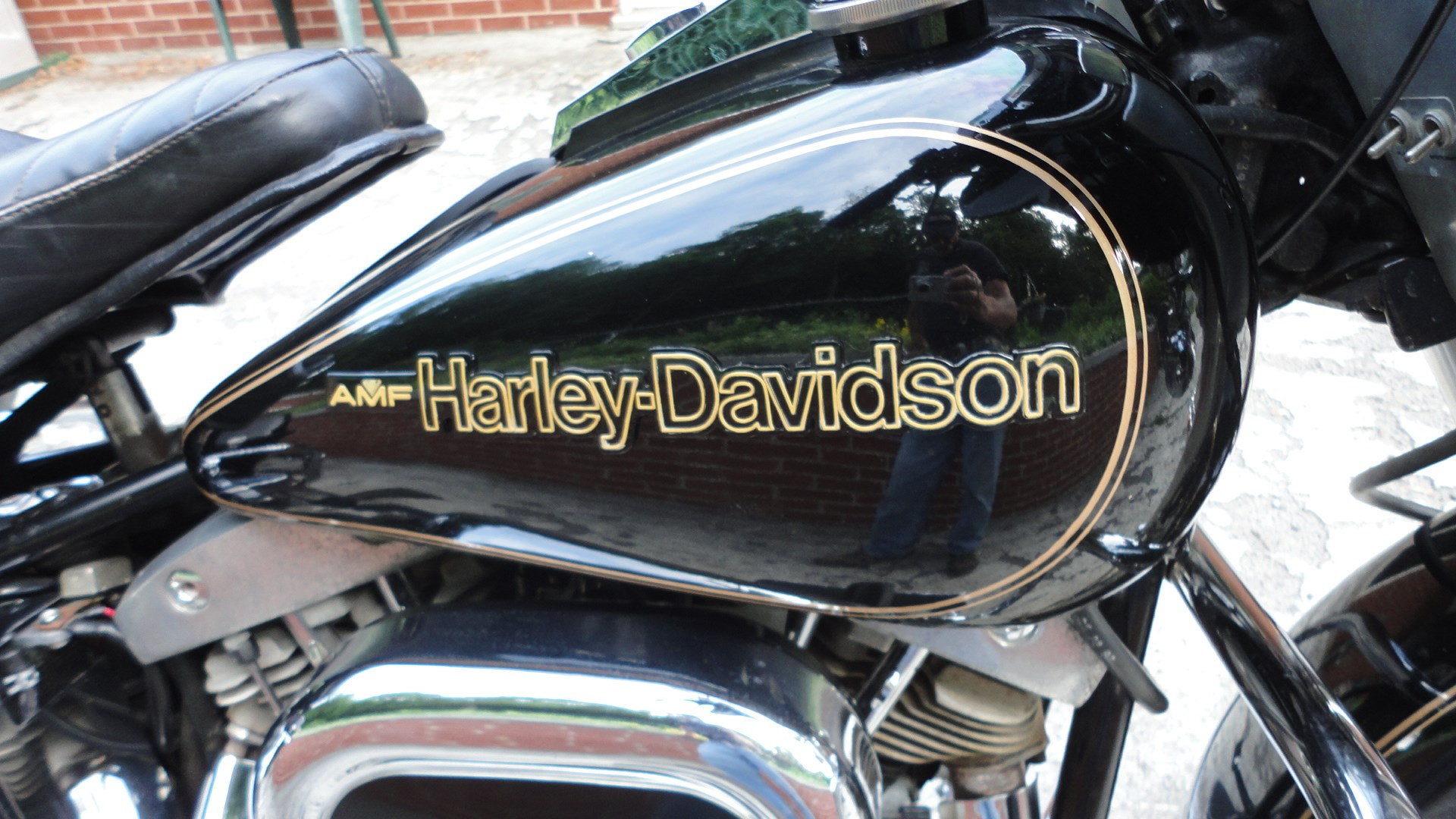 1978 Harley-Davidson® FLH-1200 Electra Glide® Anniversary ...