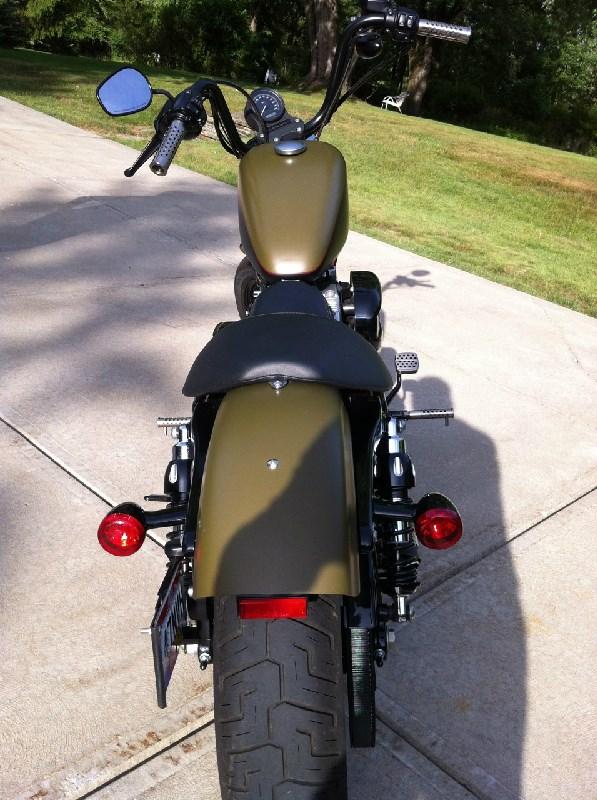 Harley Davidson Columbia Sc >> 2008 Harley-Davidson® XL1200N Sportster® 1200 Nightster ...