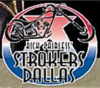Rick Fairless' Strokers Dallas's Logo