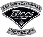 Biggs Harley-Davidson's Logo