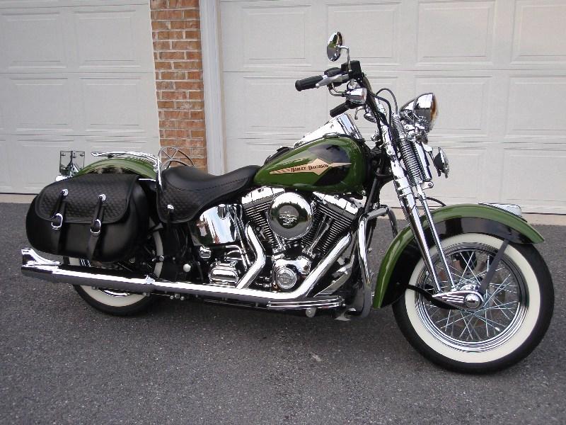 Harley Davidson Heritage Springer For Sale