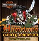 Hometown Harley-Davidson's Logo