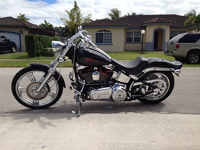 Photo of a 2008 Harley-Davidson® FXSTC Softail® Custom
