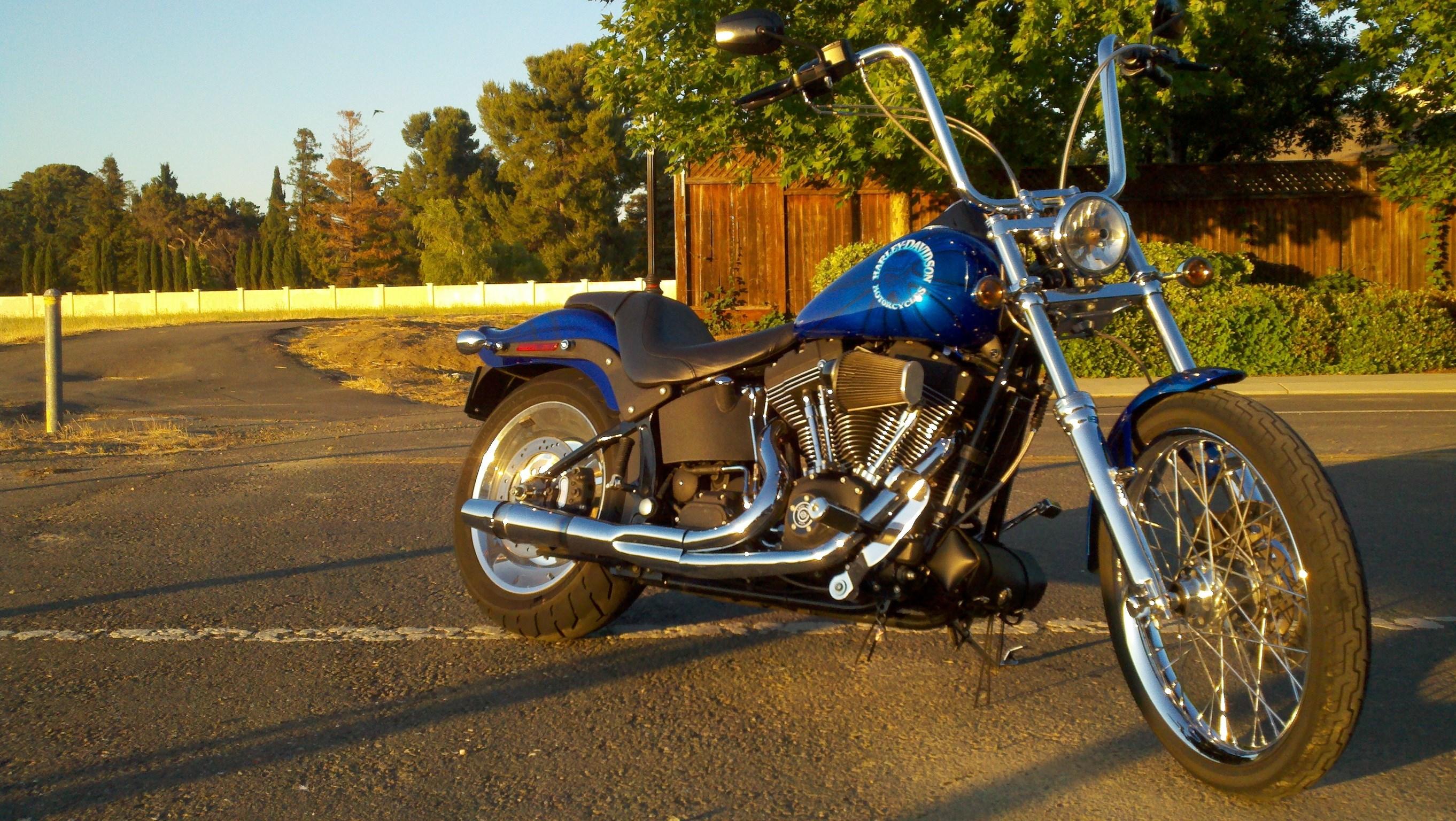 2006 Harley Davidson 174 Fxstb I Softail 174 Night Train